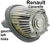 Caravelle, indicator, approximately, in front on the left (completely with support). Suitable for Renault Caravelle. Or. No. 5400746 - 85403 - Der Franzose