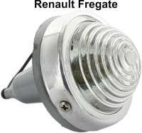 Fregate, front indicator complete. Per piece. Suitable for Renault Fregate. - 85430 - Der Franzose
