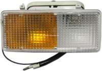R6, indicator front on the left. Suitable for Renault R6, starting from year of construction 06/1973. Or. No. 7701016851 - 85204 - Der Franzose