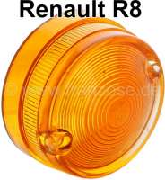 R8, turn signal cap approximately. Suitable for Renault R8. - 85147 - Der Franzose