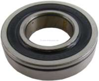Wheel bearing front. Suitable for Renault R16, R12, R15. Outside diameter: 72mm. Inside diameter: 35mm. Wide one: 17mm. Or. No. 7703090037 - 83272 - Der Franzose