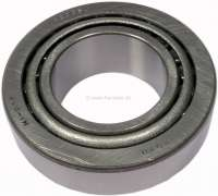 Wheel bearing. Suitable for Renault R4, R5, R12, R16. Dimension. 25 x 47 x 15mm. Made in Spain - 83009 - Der Franzose