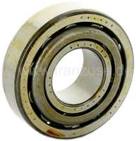 Wheel bearing rear. Suitable for Renault R4. Dimension: 16.9 x 40 x 14,5mm - 83008 - Der Franzose