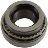 Wheel bearing rear. Suitable for Renault R8, R10, Alpine A110, Floride. Outside diameter: 47mm. Inside diameter: 21,9mm. Wide one: 21,75mm. - 83270 - Der Franzose
