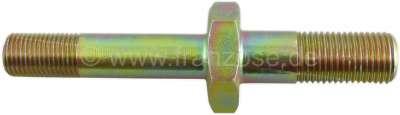 Citroen-2CV axe d'amortisseur, 12mm, 2CV, pour clé de 26,  refabrication, qualité médiocre