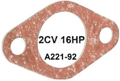 1147 admission échappement de Citroen 2CV /& DYANE ancien modèle JOINT SEAL