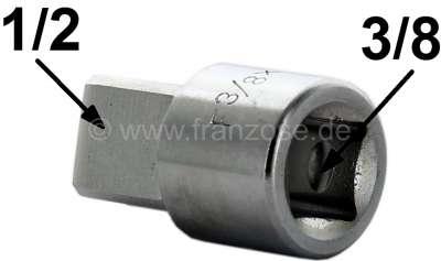 Dax® Douille adaptateur 3//8 Femelle VERS 1//2 Male Outillage Auto