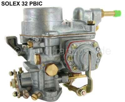 carburateur solex moteur