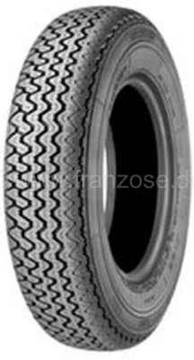 Citroen-DS-11CV-HY pneu Michelin 180HR15 XAS TT89H, Citroën DS