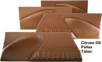 38830f213667 panneaux de porte cuir , Citroën DS Pallas, avec la partie ...