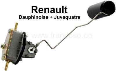 jauge d 39 essence renault dauphinoise juvaquatre. Black Bedroom Furniture Sets. Home Design Ideas