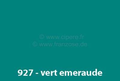 Peinture En Bombe 400ml Renault 4l Code Couleur 927 Vert Emeraude Prepare A La Demande