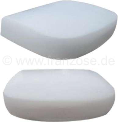 mousse pour assise de si ge renault 4cv l 39 unit pour un si ge avant. Black Bedroom Furniture Sets. Home Design Ideas