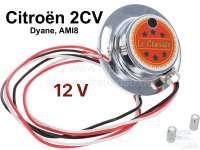 allumage transistorisé pour moteurs à rupteurs 12V, universel, 2CV, DS, CX, HY, GS, Traction - 11cv ,404, 4L | 14329 | Der Franzose - www.franzose.de