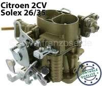 carburateur solex 2cv 6