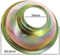 coupelle de cardan 2CV, Dyane, AMI, n° d'origine AM37392, diamètre int. 80+34mm | 12311 | Der Franzose - www.franzose.de