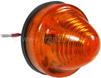 CITROEN 2CV MEHARI DS BREAK TYPE H STOP REAR LIGHT FEUX ARRIERE RED