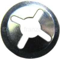 clip de fixation pour monograme avec pointe de 2,5mm. | 37719 | Der Franzose - www.franzose.de