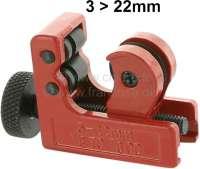 coupe-tube pour tubes hydrauliques et tubes de frein | 20942 | Der Franzose - www.franzose.de