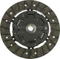 disque d'embrayage, Renault 4cv, Dauphine, Floride, Caravelle, disque à 10 cannelures, comme d'origine   82004   Der Franzose - www.franzose.de