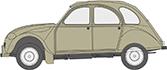 Citroen-2CV 2CV4 Parts