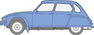 Citroen-2CV Dyane Parts