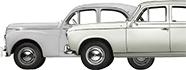 Peugeot 203- 403 Parts