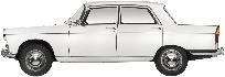 Peugeot 404 Parts