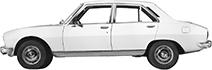 Peugeot 504 + 604 Parts