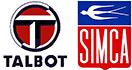 Peugeot Simca-Talbot Parts