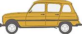 Renault R4 Parts