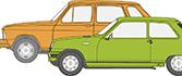 Renault R5 + R6 Parts